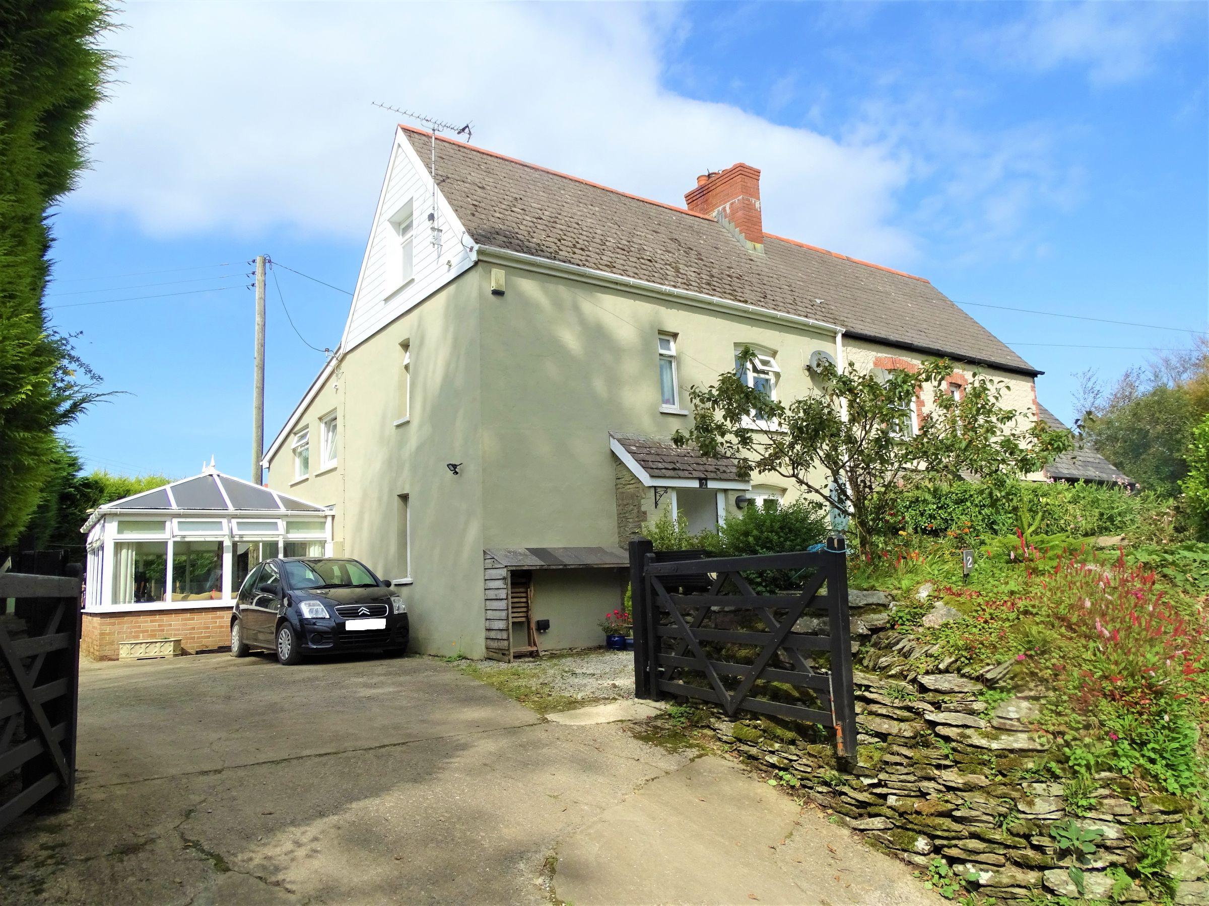 Wistlandpound Cottages, Kentisbury