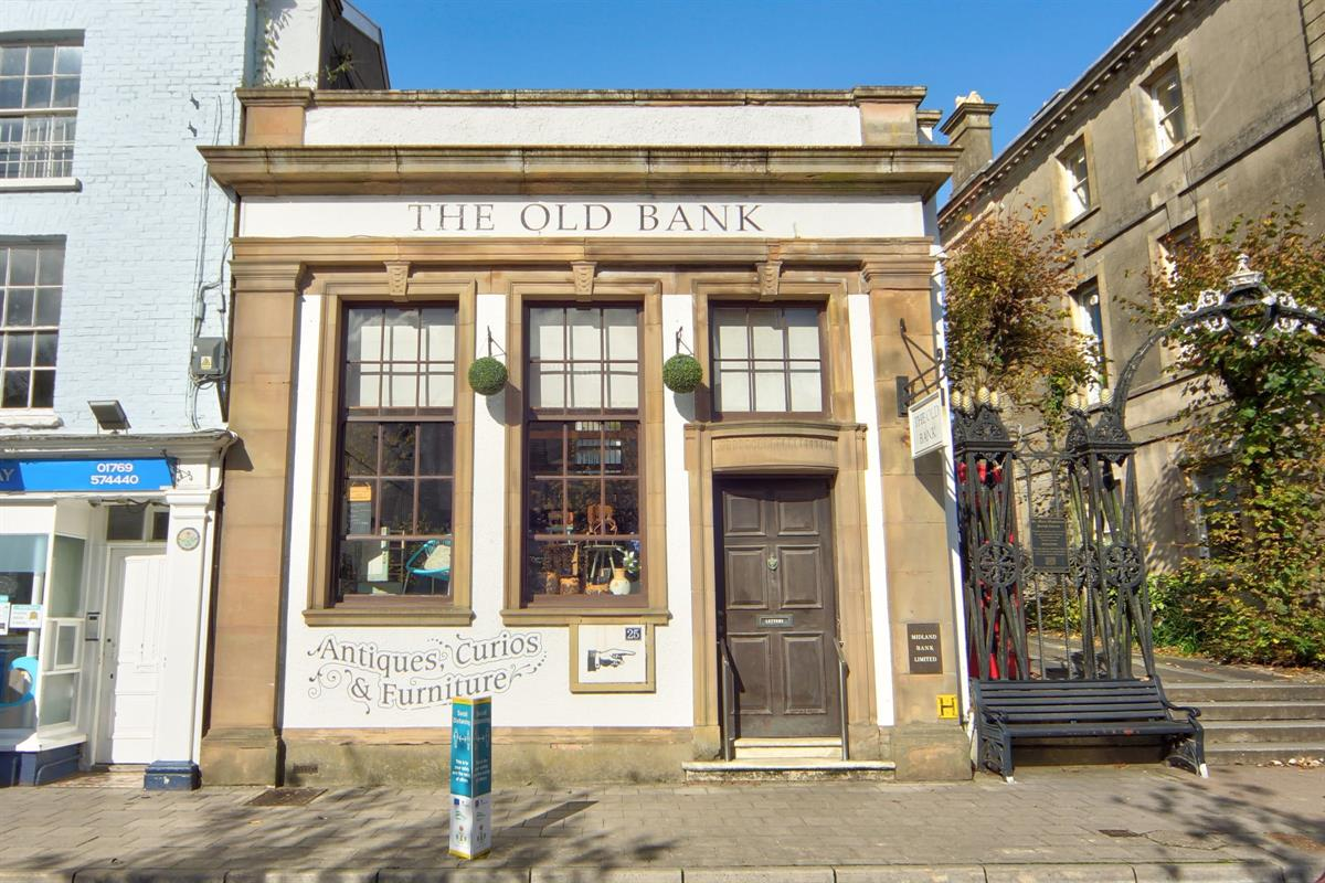 The Old Bank, South Molton