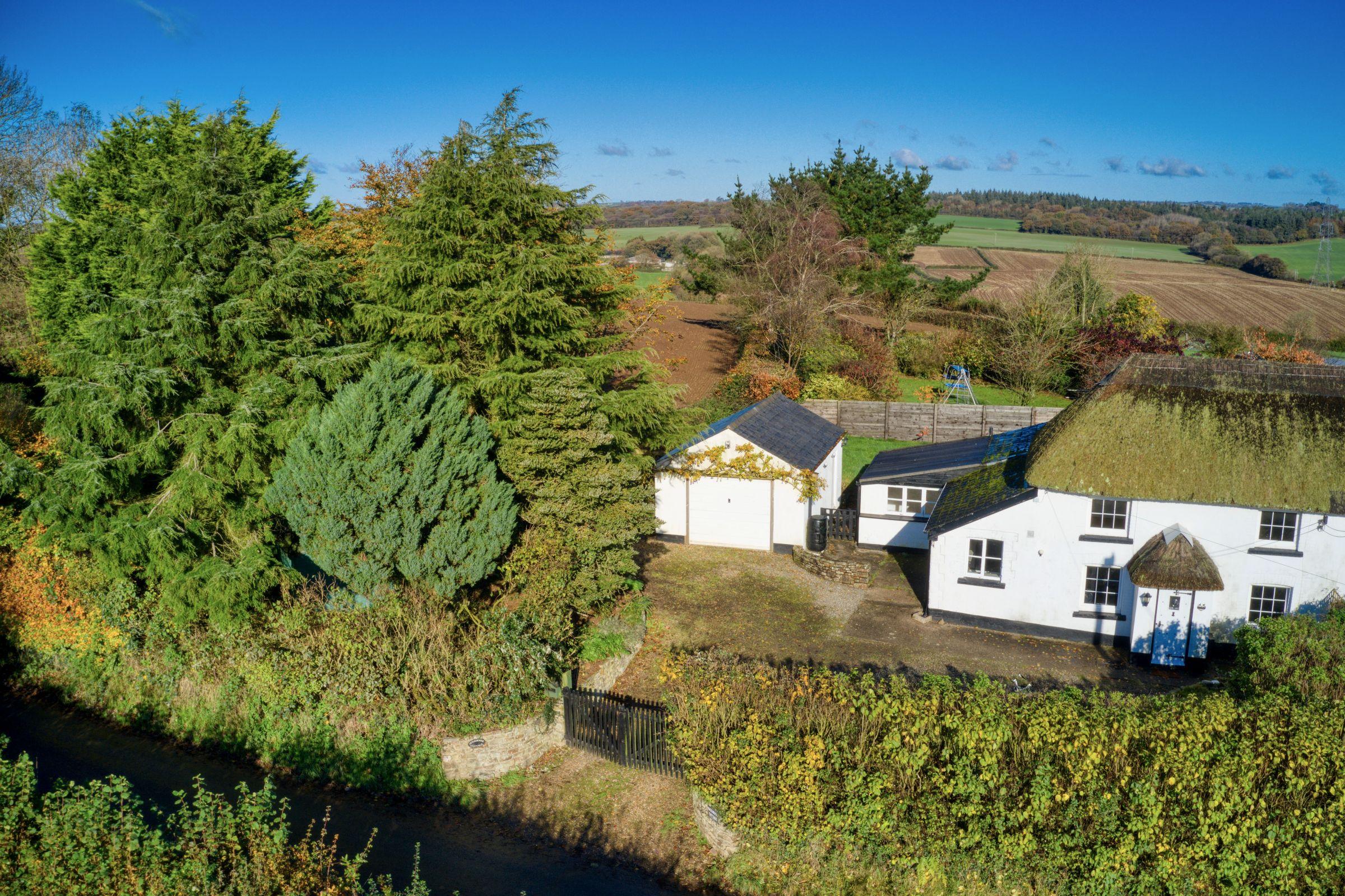 Milehouse Cottage, Chittlehampton